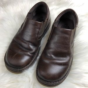 Dr. Martens Brown Leather Orson Loafers 10